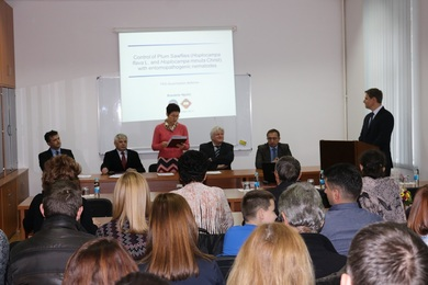 First PhD thesis in English defended at the University of Banja Luka
