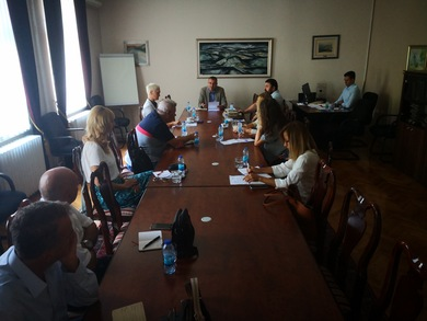 Meeting of Task Force on financing the third cycle of academic studies